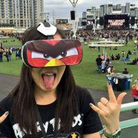"""No Rock in Rio: Las Vegas, game """"Angry Birds"""" ganha versão em realidade aumentada"""