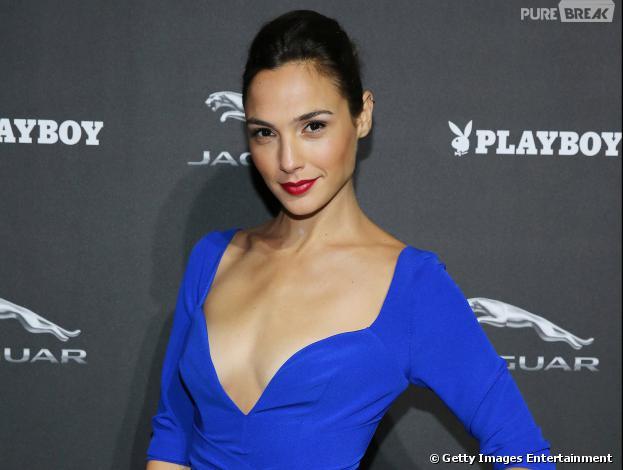 """Gal Gadot foi escolhida para viver a Mulher Maravilha em """"Batman vs Superman"""""""