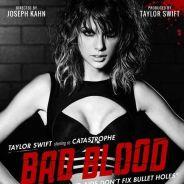 """Taylor Swift e """"Bad Blood"""": veja como fazer seu próprio cartaz do clipe bombante da cantora!"""