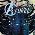 """""""The A Force"""": a HQ vai apresentar uma personagem inédita, Singularity, que tem poderes cósmicos"""