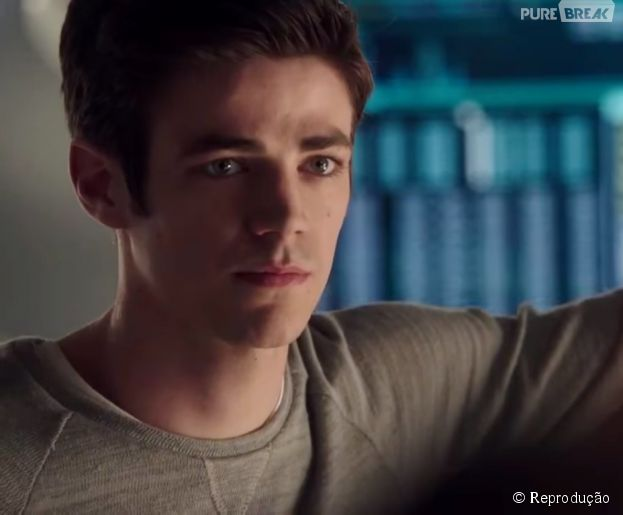 "Barry (Grant Gustin) vai ter um final de temporada emocionante em ""The Flash"""