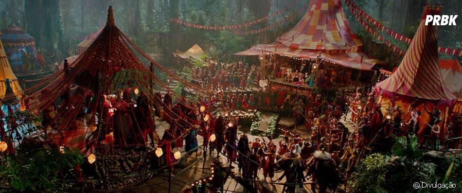 """O protagonista de """"Peter Pan"""" é interpretado pelo fofo do Levi Miller"""