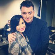 Sam Smith twitta música de Demi Lovato e cantora convida para feat! Parceria no ar?