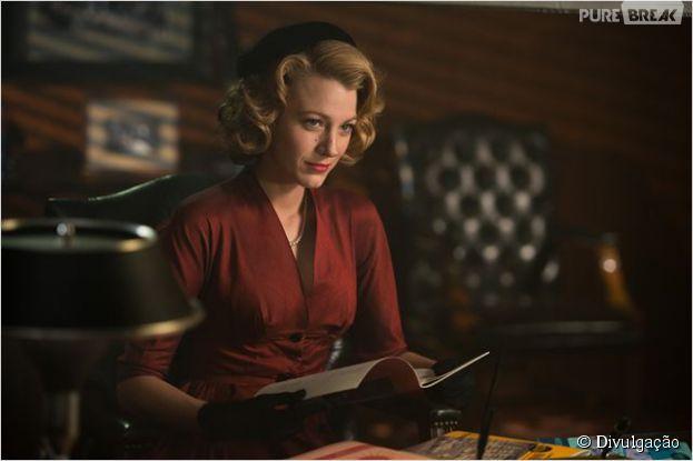 """Blake Lively aparece incrível no papel da protagonista de """"A Incrível história de Adalina"""""""