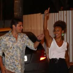 """Bruno Gissoni, de """"Babilônia"""", e Yanna Lavigne terminaram? Casal chega separado em festa! Entenda"""