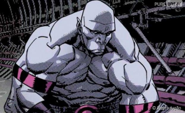 """E a mais nova adição de """"X-Men: Apocalipse"""" é... o mutante Caliban!"""