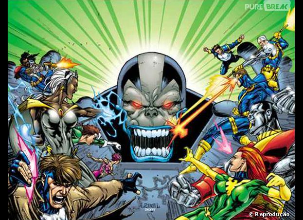 """""""X-Men - Apocalypse"""" é o novo filme da franquia e deve ser lançado em 2016"""