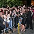 Bruna Marquezine causou tumulto ao chegar em evento de moda com Kendall Jenner
