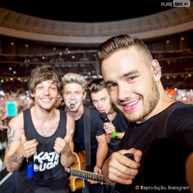 One Direction começa a nova fase da turnê na América do Norte