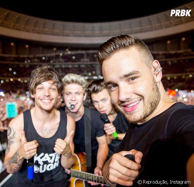 One Direction começa a nova fase da turnê na América do Norte