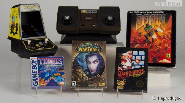 """Hall da Fama dos videogames inclue """"Super Smash Bros"""" e """"World Of Warcraft"""""""