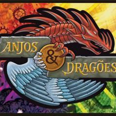 """Exclusiva """"Anjos & Dragões"""": veja pela primeira vez o gameplay do jogo de cartas brasileiro"""