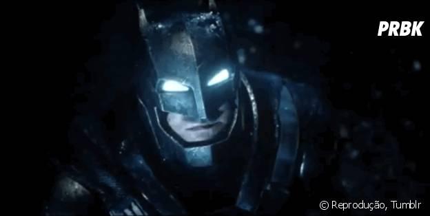 """Segundo a sinopse oficial de """"Batman V Superman"""", os protagonistas vão travar uma guerra!"""