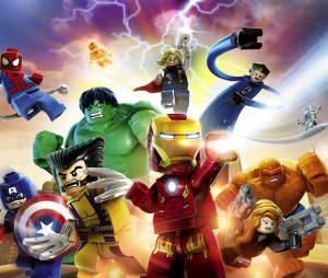 """""""LEGO Marvel Avengers"""" ganha seu primeiro trailer"""