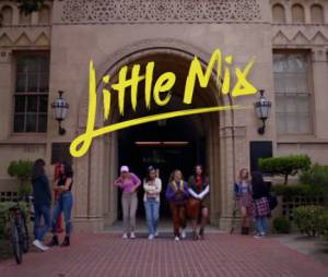 """Little Mix no clipe da música """"Black Magic"""""""