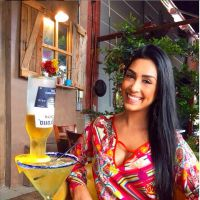 """Amanda Djehdian, do """"BBB15"""", e as melhores fotos de sua viagem a Miami!"""