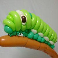 Apenas com balões, artista cria 15 imagens de animais diferentes. Confira!