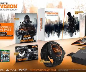 """Edição de colecionador de """"Tom Clancy's The Division"""" é a Sleeper Agent Edition e inclui relógio e braçadeira temáticos"""
