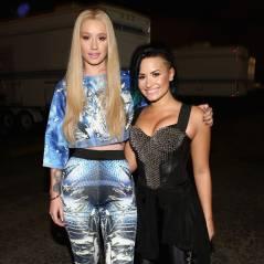 Iggy Azalea convida Demi Lovato para ser madrinha de seu casamento com Nick Young