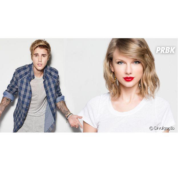 Justin Bieber elogia Taylor Swift e ensaia reconciliação com a ex-amiga