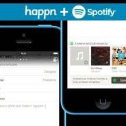 Happn: aplicativo de namoro ganha integração com Spotify e exibe perfil musical dos pretendentes