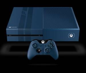 """""""Forza Motosport 6"""" inspira edição limita de Xbox One azul"""