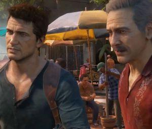 """Demonstração de gameplay de """"Uncharted 4"""""""