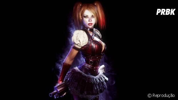 Harley Quinn decidiu ser criminosa quando se apaixonou pelo Coringa