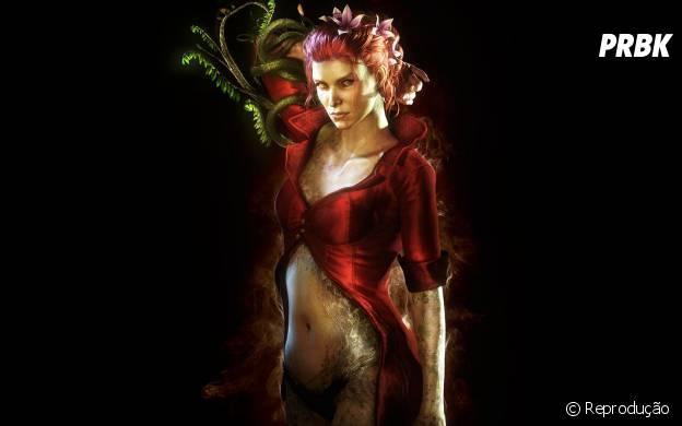 """Venenosa e sedutora, a Poison Ivy continua com tudo em """"Batman: Arkham Knight"""""""