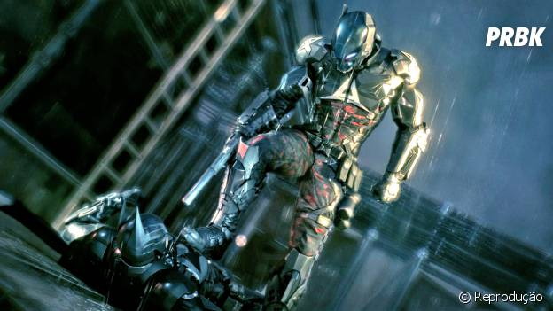"Antagonista novo que vai estrear junto com ""Batman: Arkham Knight"""