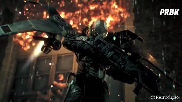 """""""Batman: Arkham Knight"""" também trará o Vagalume, que poucos fãs conhecem"""