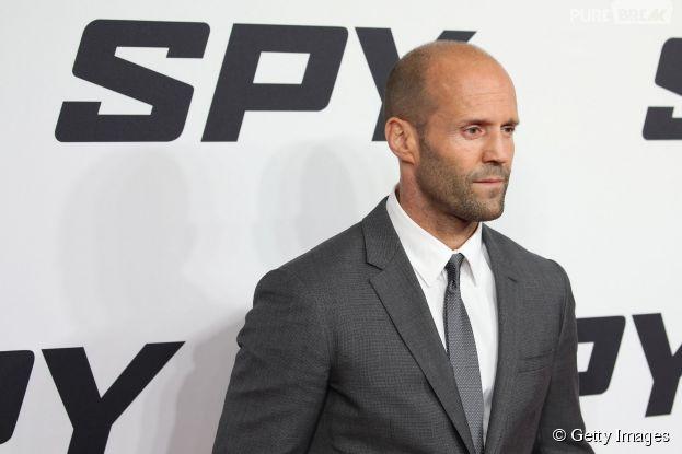 """Jason Statham confirma sua participação em """"Velozes & Furiosos 8"""""""