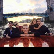 Taylor Swift e Calvin Harris se unem a Gigi Hadid e Joe Jonas para passeio romântico em Londres