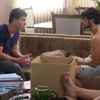 """Novela """"Malhação"""": Cobra (Felipe Simas) diz a Duca que vai abrir o jogo sobre o Warriors"""