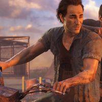 "Gameplay de ""Uncharted 4: A Thief's End"": Nathan pega carona de moto e continua o tiroteio"