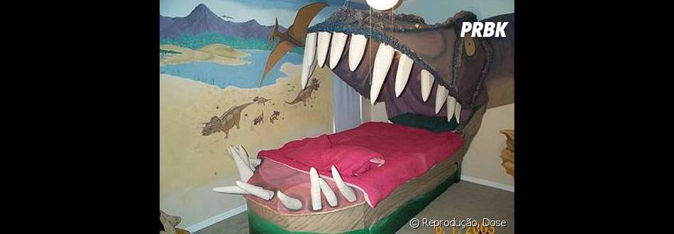 Esse estilo de cama pode dar um certo nervoso