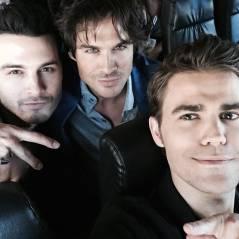 "Em ""The Vampire Diaries"": na 7ª temporada, Damon (Ian Somerhalder) pegador e sexy está de volta!"