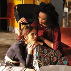 """Novela """"I Love Paraisópolis"""": Margot (Maria Casadevall) suspeita que está grávida de Benjamin!"""