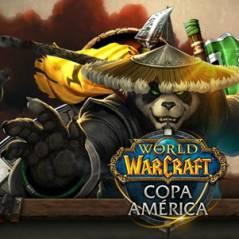 """Jogo """"World of WarCraft"""" ganha primeira Copa América com prêmios de até R$ 30 mil"""