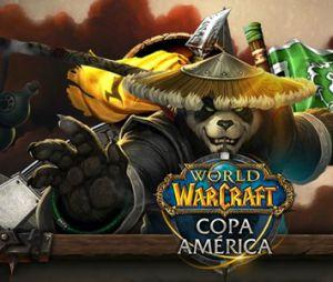 """Game """"World of WarCraft"""" ganha primeira copa América! Evento começa nesta segunda-feira (20)"""