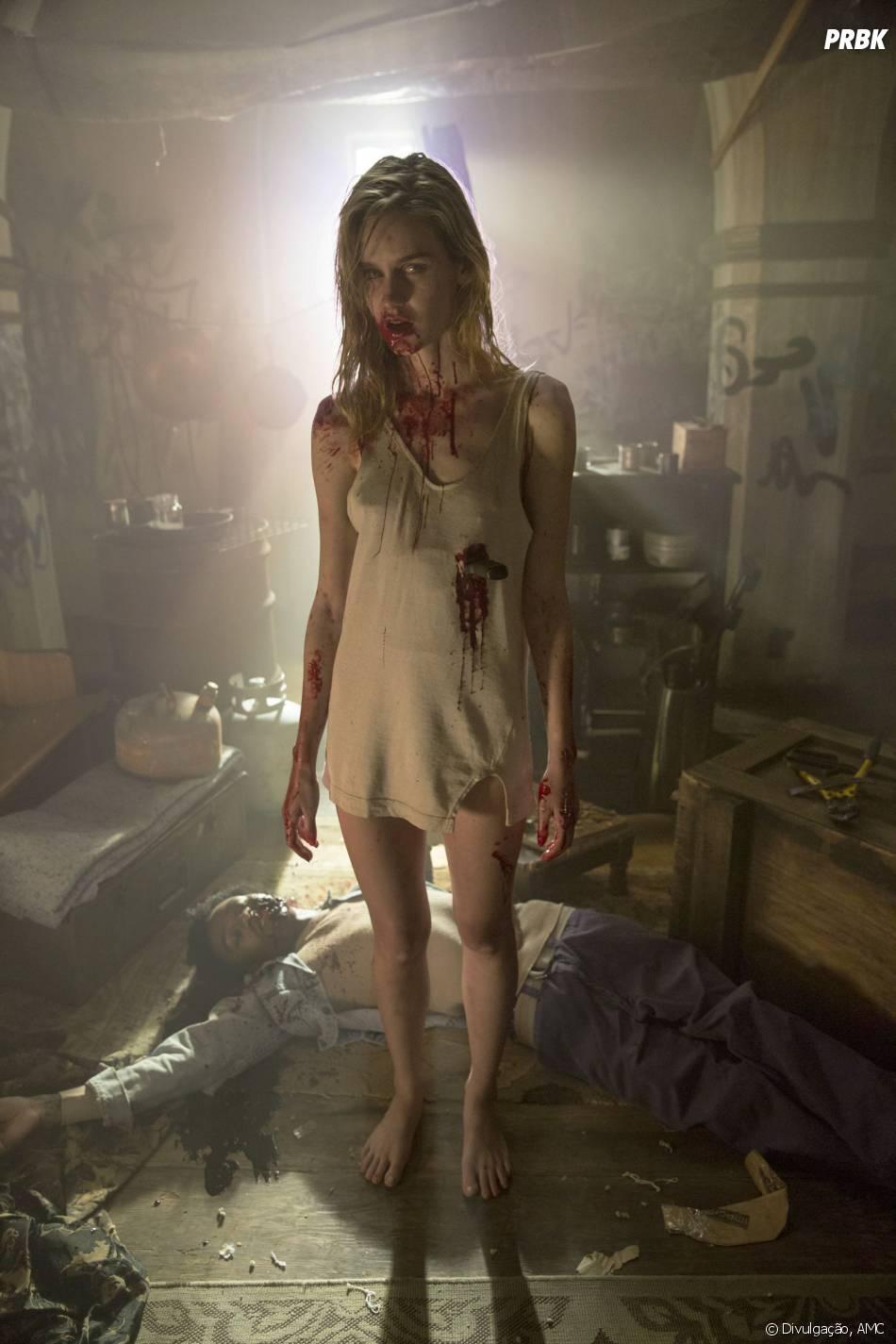 """Os zumbis estão mais famintos em """"Fear The Walking Dead"""""""