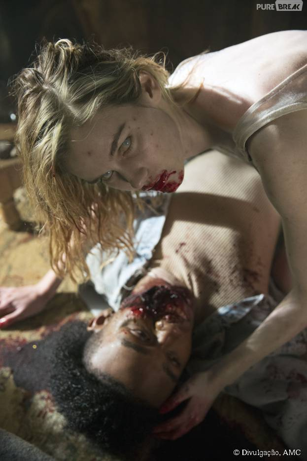 """Os zumbis de """"Fear The Walking Dead"""" chegaram!"""