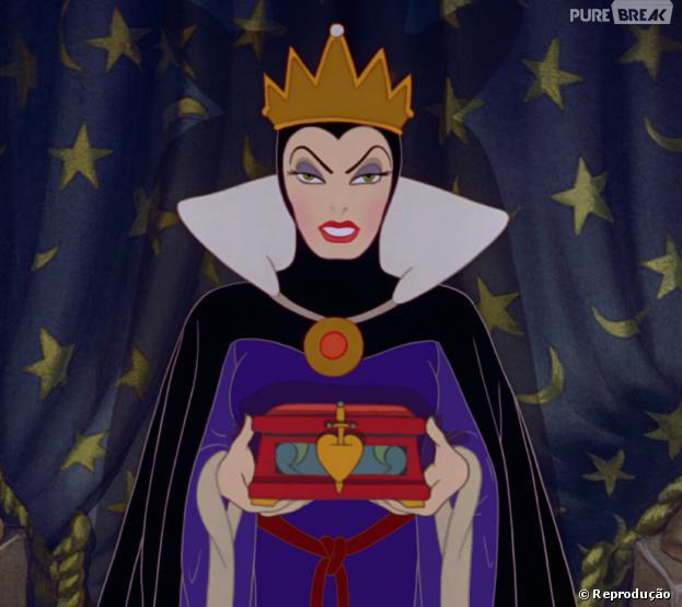 A filha da Rainha Má, de Branca de Neve, vai aparecer em ...