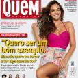 Bruna Marquezine mostra sorrisão em capa de revista