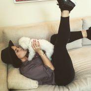 """Demi Lovato lamenta morte de seu cachorrinho de estimação em desabafo no Twitter: """"Coração partido"""""""