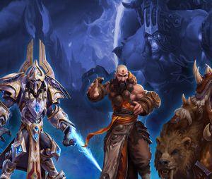 """Os heróis Artanis, Kharazim e Rexxar são anunciados para """"Heroes Of The Storm"""""""