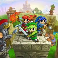 """Novo """"The Legend of Zelda: Tri Force Heroes"""", para Nintendo 3DS, ganha data de lançamento"""