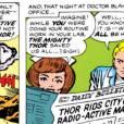 Lá em 1963 o Thor não parecia ser um cara tão legal. O Deus nórdico destruiu a China com armas nucleares, matando vários inocentes