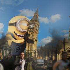 Minions gigantes dominam o mundo em montagens especiais! De Londres à Nova York