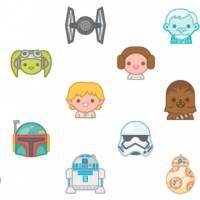 """De """"Star Wars"""": aplicativo traz emojis dos principais personagens da franquia"""